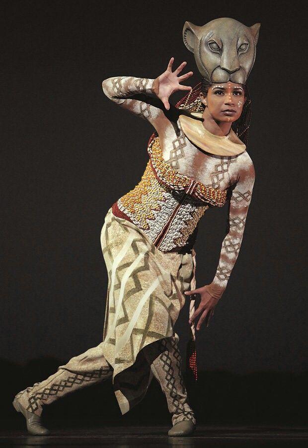 Adult Nala Broadway Costume ! Love it !