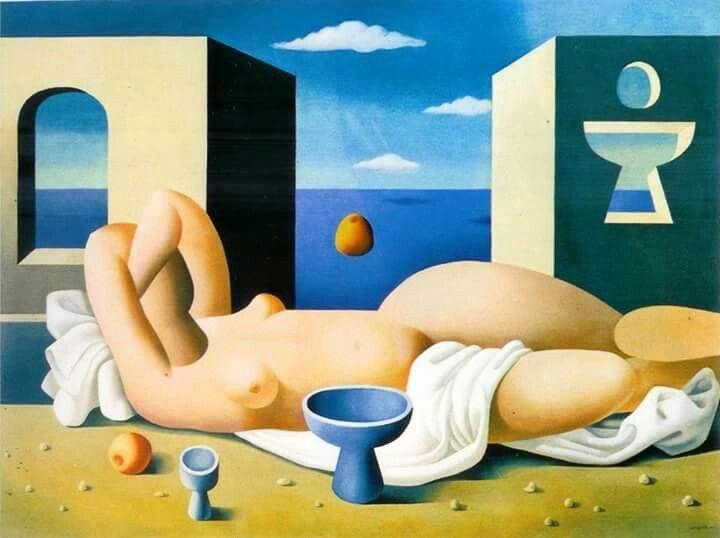 Mario Carreño pintor cubano-chileno