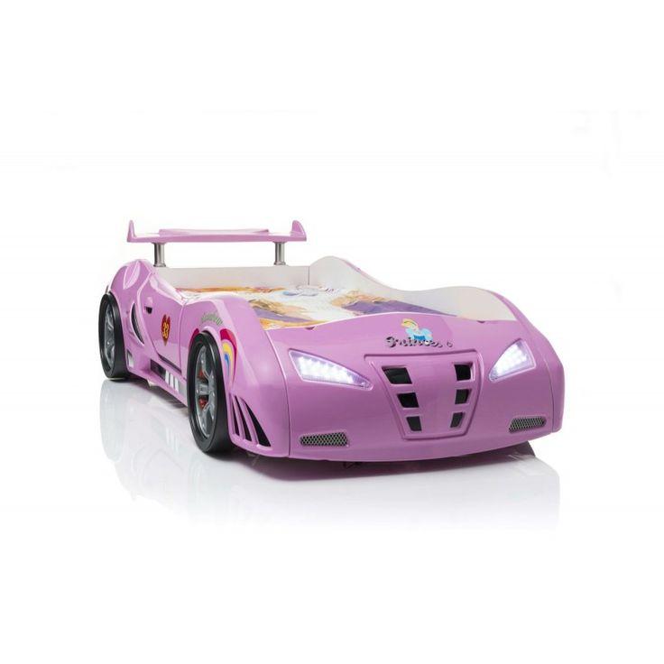The coolest Infiniti Race Car Bed authentic