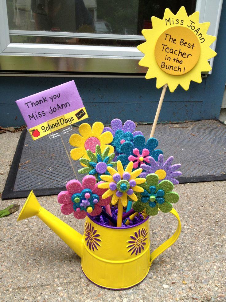 171 best Teacher Gifts & Treats images on Pinterest   Preschool ...