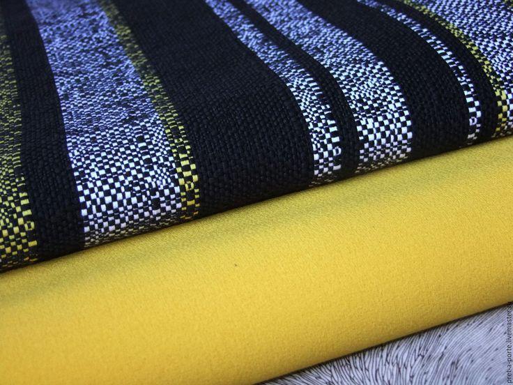 Купить -20%PRADA твид костюмный , Италия - итальянские ткани, ткани для шитья, ткани Италии