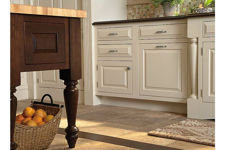 Kitchen Design Medallion Cabinetry Chelsea Maple White Chocolate And Cherry Ginger Snap