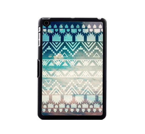 IPad Mini case Cloud iPad 4 case Tribal iPad by BasementTwentytwo