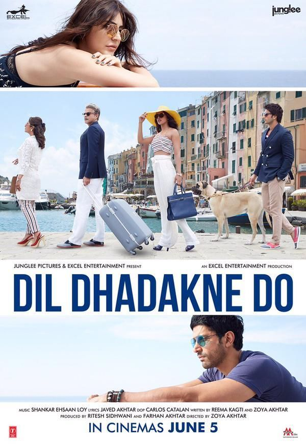 Dil Dhadakne Do [2015]'s Review