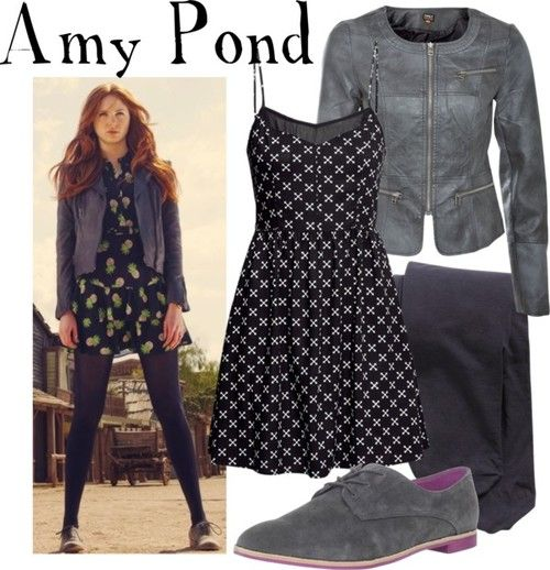 "Amy Pond from ""A Town Called Mercy"" Buy it here!"
