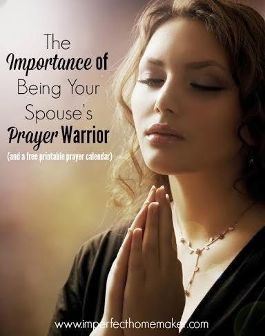 the importance of prayer It has never been more important for families to pray together prayer is the  foundation of the christian home and is one of the best ways to help your family  thrive.