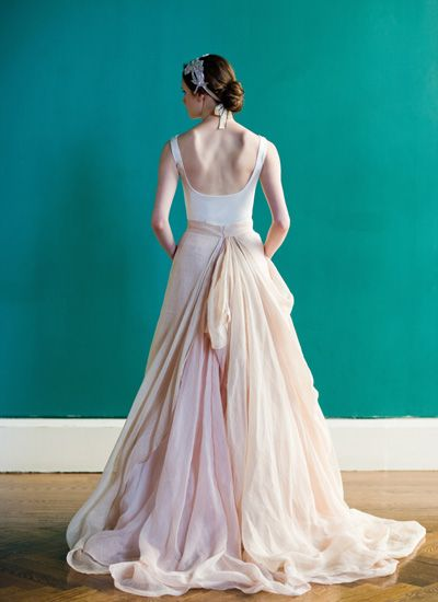 608 best a very hipster wedding images on pinterest for Colored casual wedding dresses