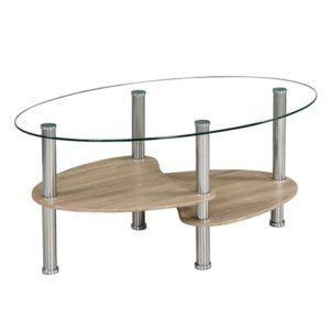 Panna dohányzó asztal