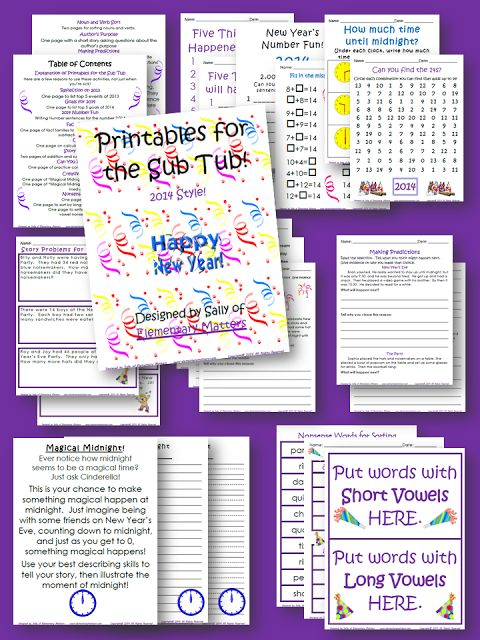 7 best teacher desk images on pinterest billboard class printables for the sub tub happy new year on sale today only for 1 fandeluxe Gallery