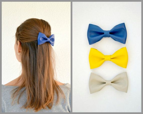1000+ ideas about Leather Bow on Pinterest