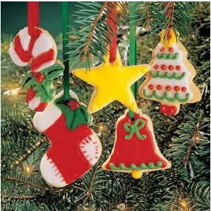 Edible Ornaments Recipes From Taste Of Home Including Christmas Cookie