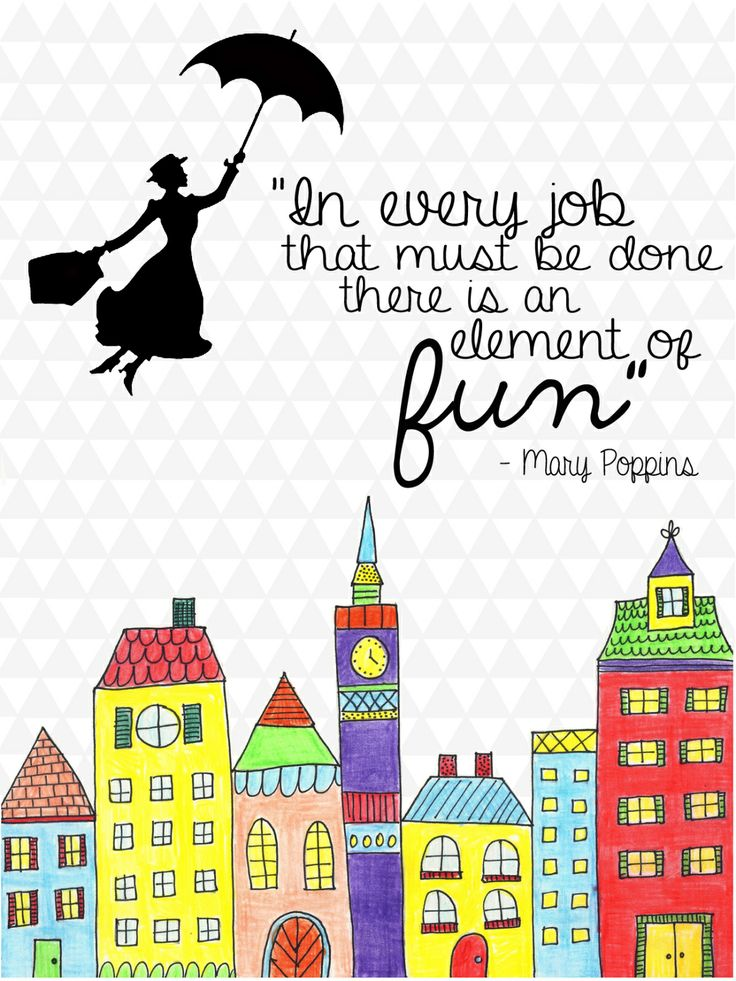 MaryPoppinsQuote