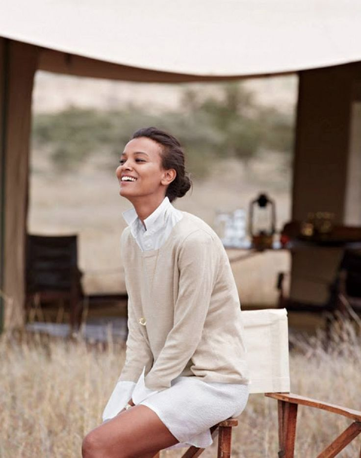 J. Crew's Summer in Africa - Airows