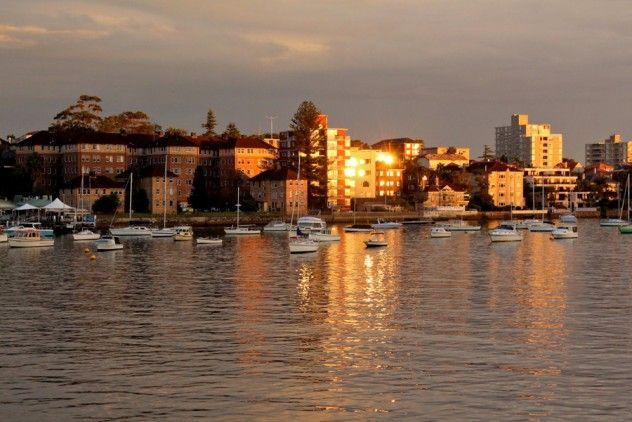 #Sydney #Sunset