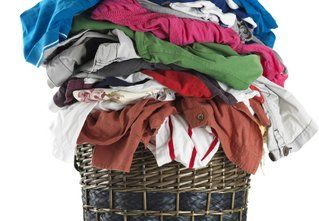 Laundry piling up? Consider taking it all to a coin-operated laundry so you can finish in one day — and reorganize your closets.