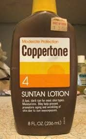 Image result for 1970s sun tan lotion uk