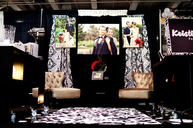 Love this expo set up.  Google Image Result for http://kristinkorpos.com/blog/wp-content/uploads/2011/02/Bridal-Expo-Boston-Wedding-Photographer-4.jpg