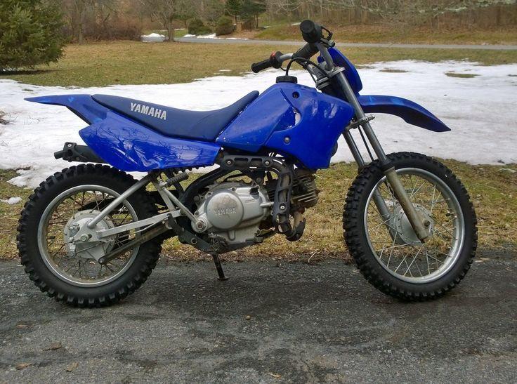 Yamaha Dirt Bike 90cc TTR 2001   eBay