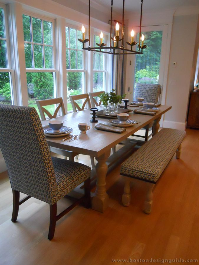 519 best images about Dining Spaces on Pinterest
