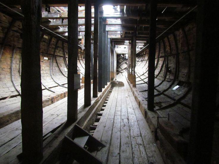 The Edwin Fox - Inside a convict ship