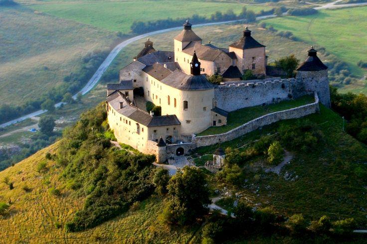 Krasna Horka Castle, Slovakia.