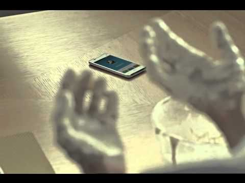 The evolution of smartphone's swipe