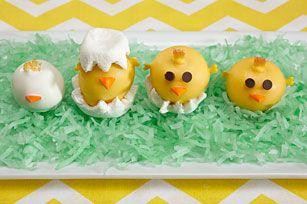 OREO Chick Cookie Balls Recipe | Rebate On Ibotta: https://ibotta.com/rebates/10835/oreo-cookies?q=oreo