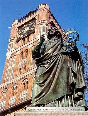 Nicolaus Copernicus, Toruń, Poland