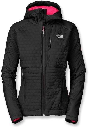 North face! I WANT THIS JACKET!!! Preferably with blue In stead of pink.. Size medium.. * please Santa please!!* :)