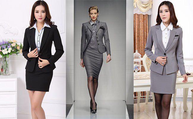 Модные женские костюмы сезон осень-зима 2015-2016