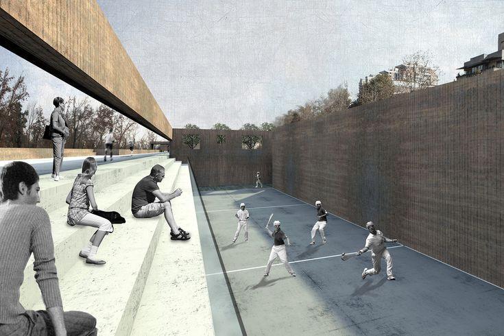 Galería de 'Devolver el río a la ciudad', una propuesta para el río Mapocho de Santiago - 5
