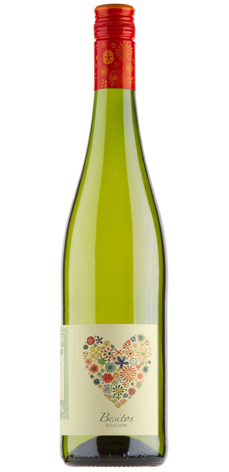 Besitos Moscato Valencia #HammekenCellars #wines