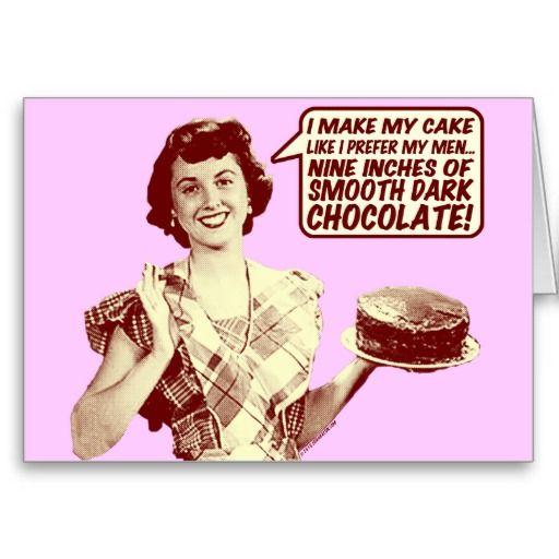 119 best chocolate slut images on pinterest chocolate quotes retro birthday cards m4hsunfo