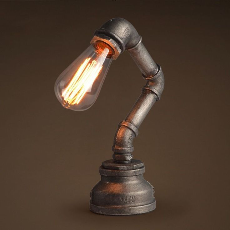 49 best Steampunk Lamps images on Pinterest | Steampunk lamp ...