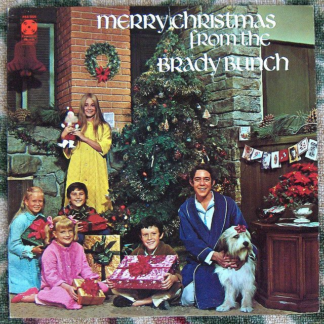 The Brady Bunch / Merry Christmas