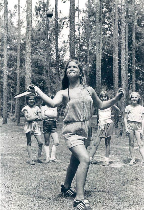 Summer camp girls 1983 good quality 9