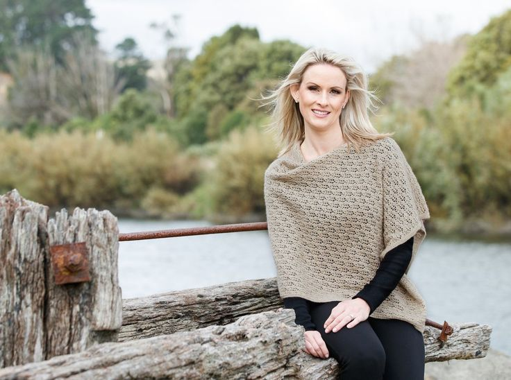 Beautiful and versatile, this Wrap will quickly become your favourite!Made of luxury blend of Possum Fibre, Super Fine Merino and Silk, it is as warm as it is soft and intricate.The unique possum-merino blend is 55% warmer than merino and 35% warmer than cashmere, low pill and long wearing. ONE SIZE Note: This is a newly released product and will be available on the 1st of August 2016 .