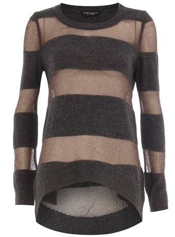 Grey metallic stripe jumper: Stripes Jumpers, Autumn Wardrobes, Jumpers Discover, Fashion Style, Style Inspiration, Fashion Inspiration, Grey Metals, Dreams Wardrobes, Metals Stripes