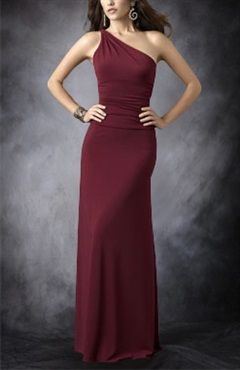This is an elegant one-shoulder bridesmaid dress perfectly for a summer wedding. Reds One Shoulder Floor-length Ruffles Bridesmaid Dresses. Style Code: 02833 $117 Get it here: http://www.outerdress.com/reds-one-shoulder-floor-length-ruffles-bridesmaid-dresses-pd-02833-12.html #Outerdress #Chiffon #BridesmaidDress