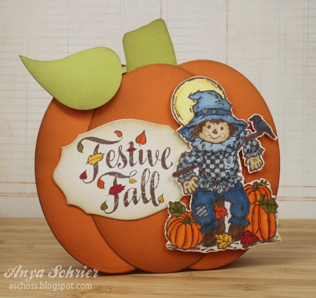 Scarecrows are another favorite of mine!: Boyfest Fallanya, Fall Cards, 799Scarecrow Boyfest, Fall Scarecrows, Serendipity Stamps Cards, Boys Fest Fall Anya, Fall Holidays, 799 Scarecrows Boys Fest, Cards Scarecrows