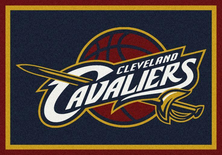 NBA Spirit Cleveland Cavaliers Novelty Rug
