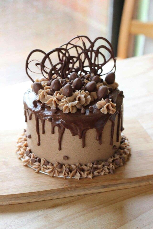 Ultimativer Schokoladenkuchen. Das Rezept wird bald im Blog erscheinen. #Chocolatecake #cake #c …   – Cakes