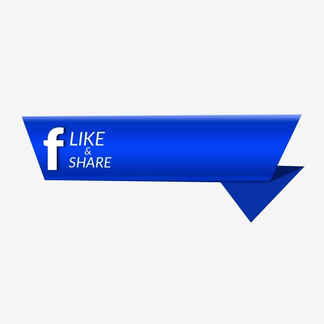Facebook Like Share Icon Button Social Media Facebook Png