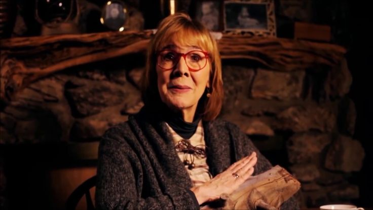 Twin Peaks Season 3 Log Lady Intro teaser 2017 [Showtime] Твин Пикс