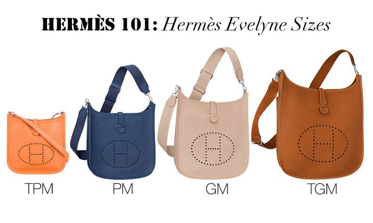 Our Hermes 101 class is back in session! Learn all about the Hermes Evelyne bag from features, sizes, to prices. Lots of comparison pictures included.