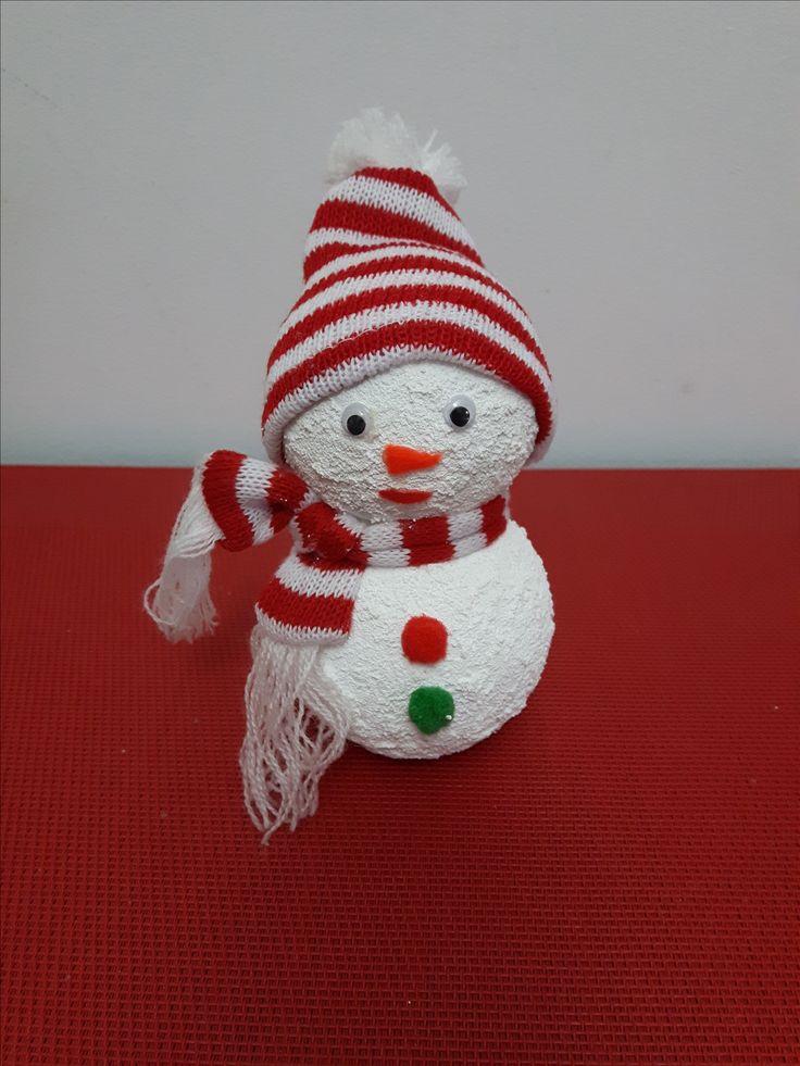 Noel - Bonhomme de neige