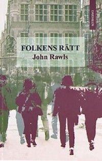 Book cover: Folkens rätt ; och Åter till idén om offentligt förnuft av