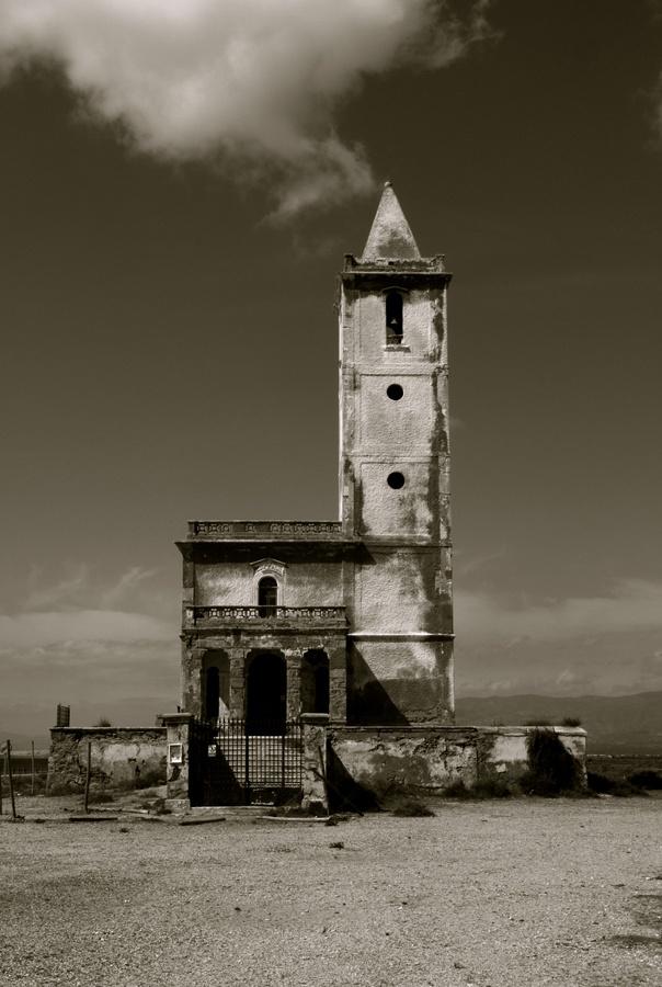 Iglesia de San Miguel, Parque Natural de Cabo de Gata