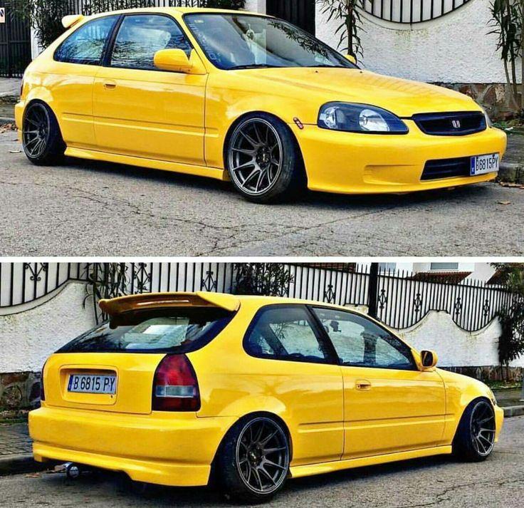 Civic 6g
