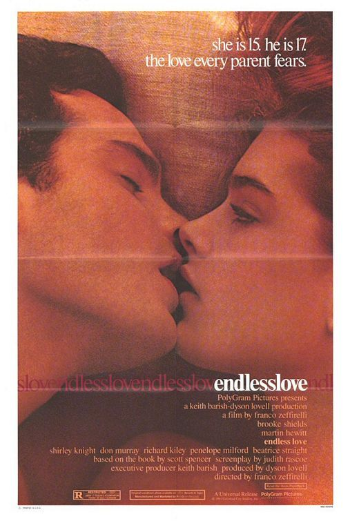 Endless Love (1980)  no movie like this ever LOVE LOVE LOVE